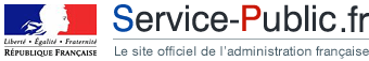 Informations disponibles via le site Service Public
